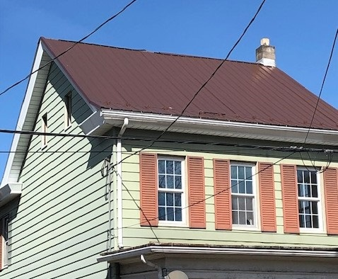 659 N 2nd Street, Lykens, pa new roof